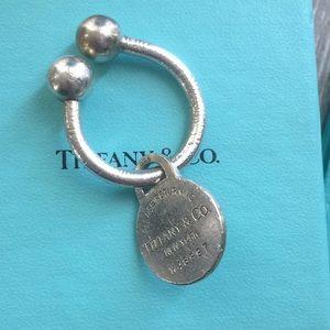Tiffany Key Chain